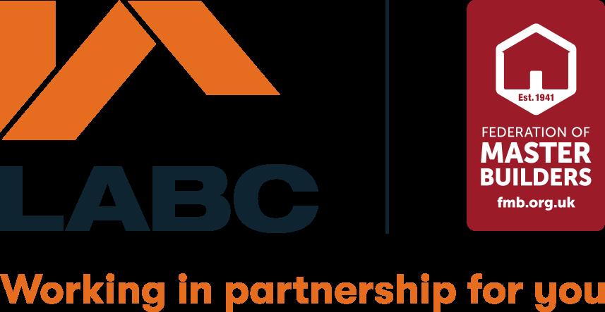 This is the LABC Partnership Logo