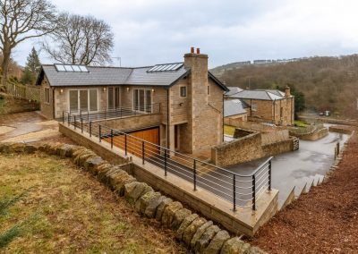 New build at Denby Dale